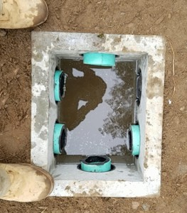 Distribution Box Replacement and Repair - Curtis Septic, Inc