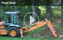 Educational Videos About Your Septic System - Perc Test
