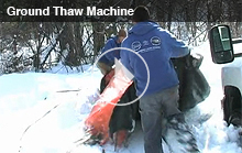 Educational Videos About Your Septic System - Ground Thaw Machine Service (Winter)