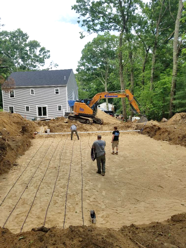 GeoFlow Drip System in Holliston - Curtis Septic, Inc